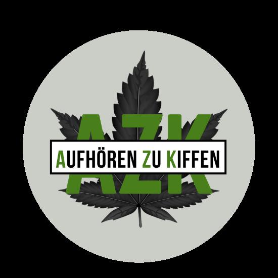 Kiffen aufhören Logo Neu